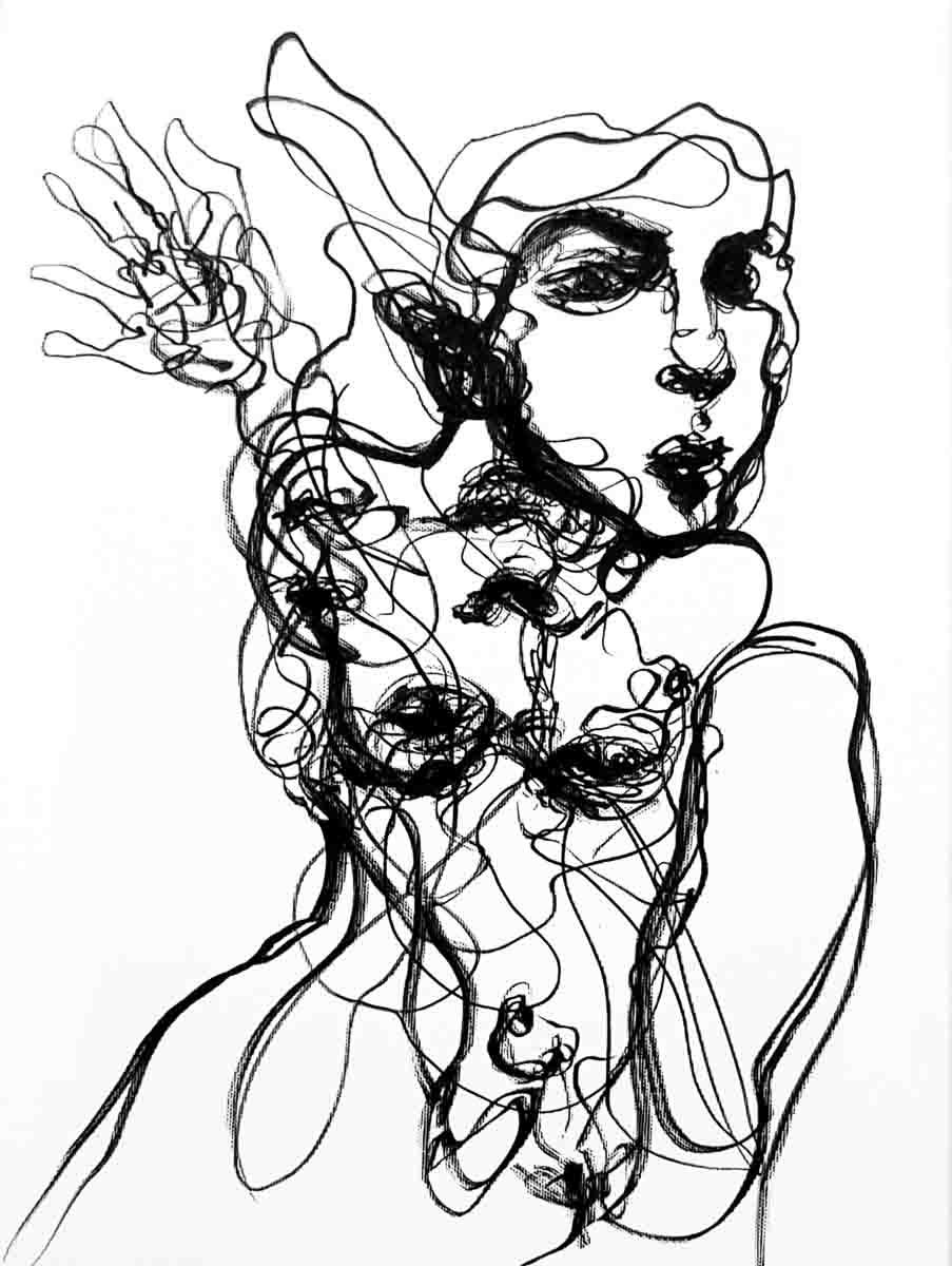 For Markers Leinwand Künstler Fatih Alasalvaroglu