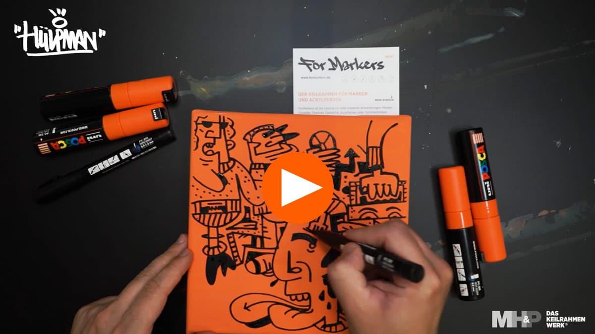 ForMarker Video Tutorial von Huelpman